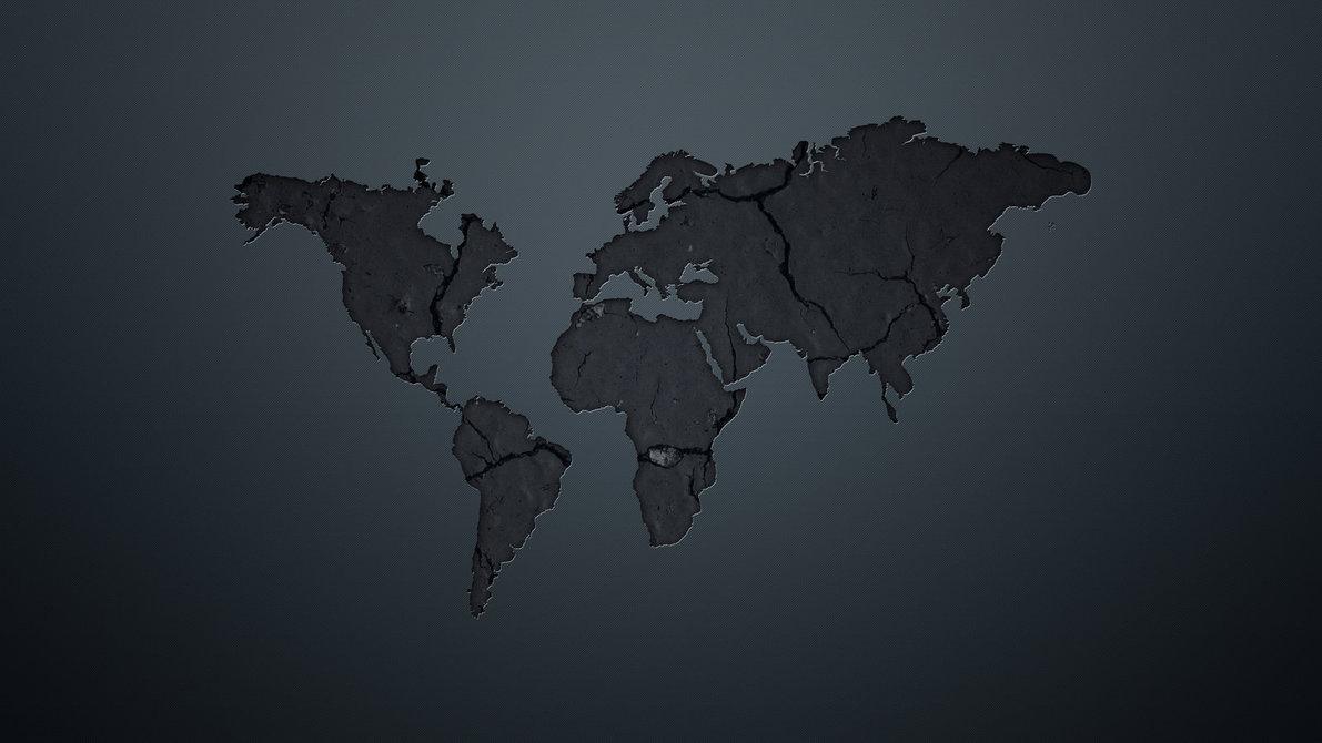 World map wallpaper canada wallpapersafari minimalistic world map desktop and mobile wallpaper wallippo 1191x670 gumiabroncs Images