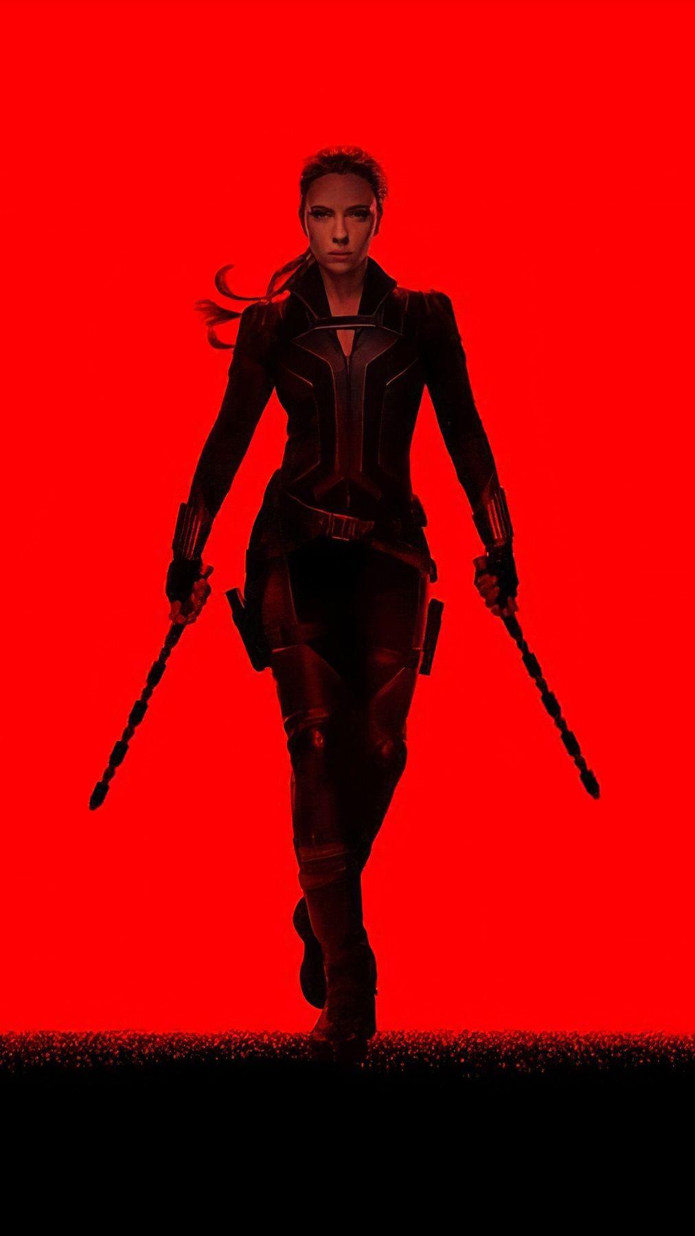 Black Widow 2020 iPhone Wallpaper Black widow Black widow wallpaper 1012x1800