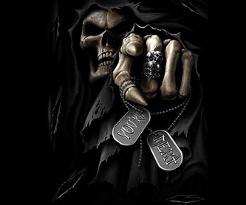 The Grim Reaper Wallpapers 960x800