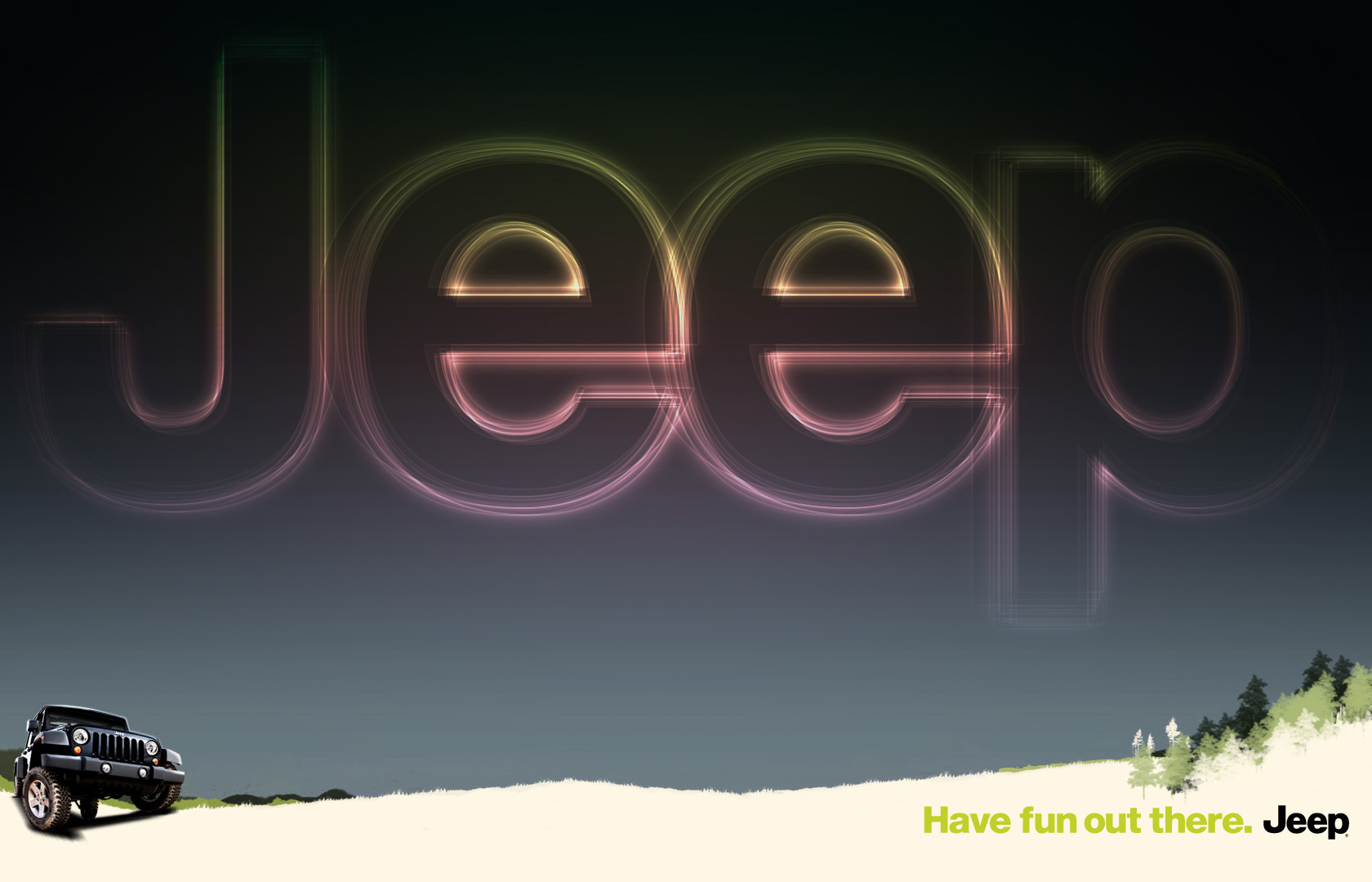 Jeep Logo Wallpaper and Screensavers jeep wallpapers 1680x1080