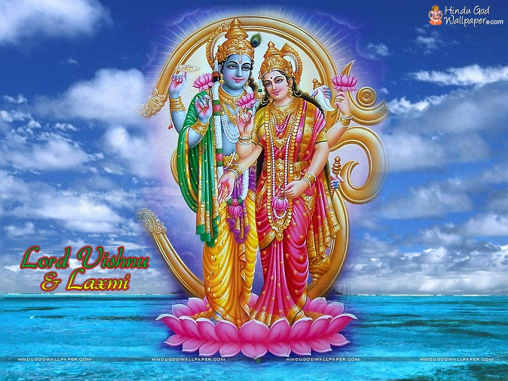 Lord Vishnu Still Image Photo Picture Wallpaper 1024x768