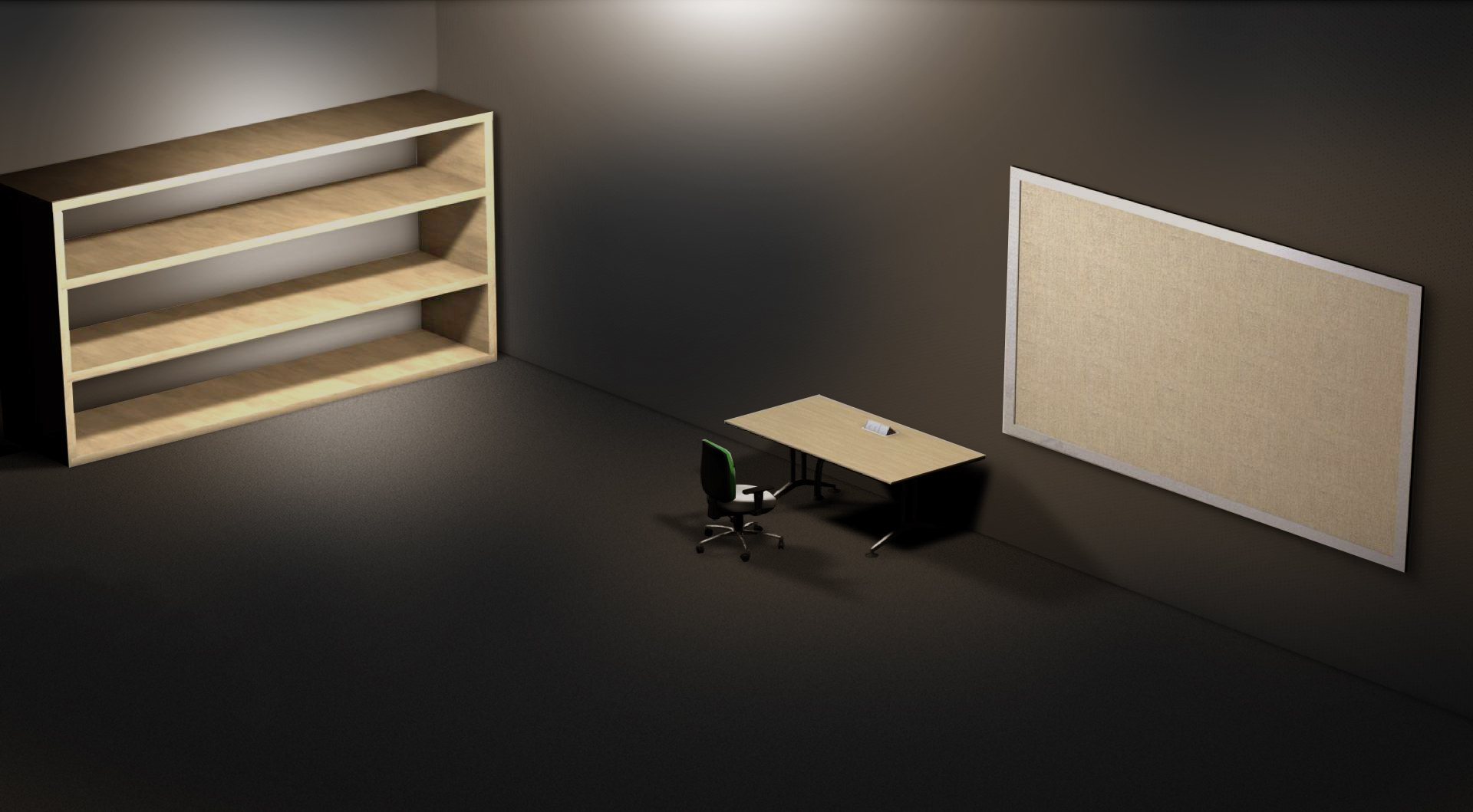Office Organizing Ideas Empty Office Desktop Wallpaper Wallpapersafari