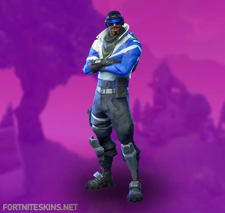 [18+] Blue Striker Fortnite Wallpapers On WallpaperSafari