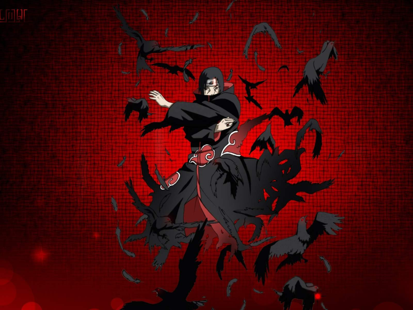Download the Naruto anime wallpaper titled Itachi Wallpaper 2 1600x1200