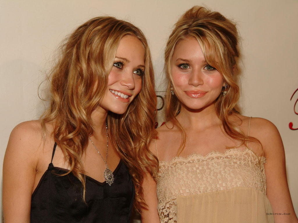 Olsen Twins wallpaper 24359 1024x768