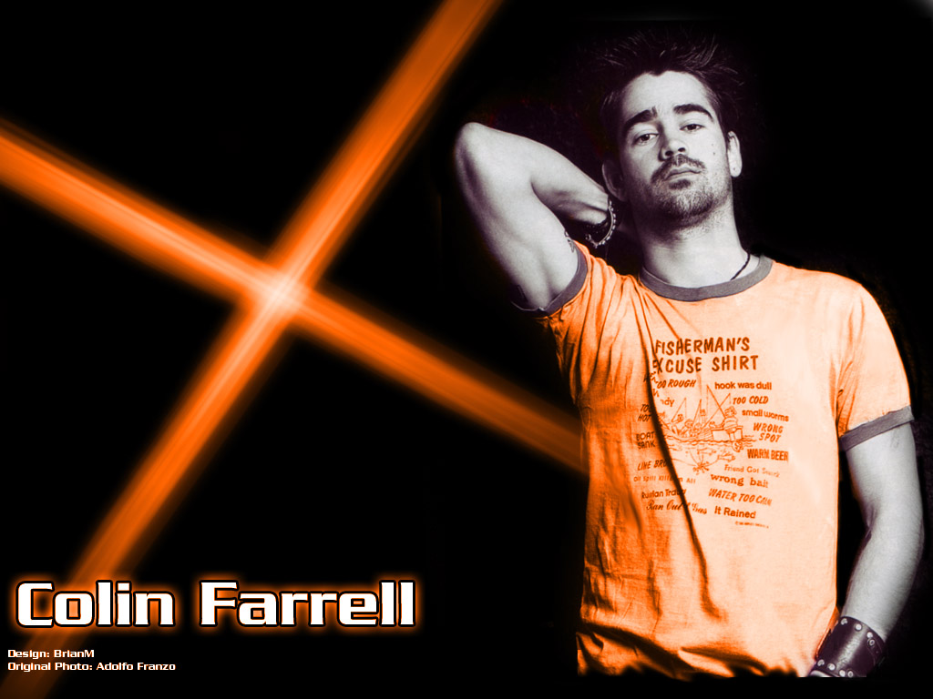 Colin Farrell Wallpaper   7015 1024x768