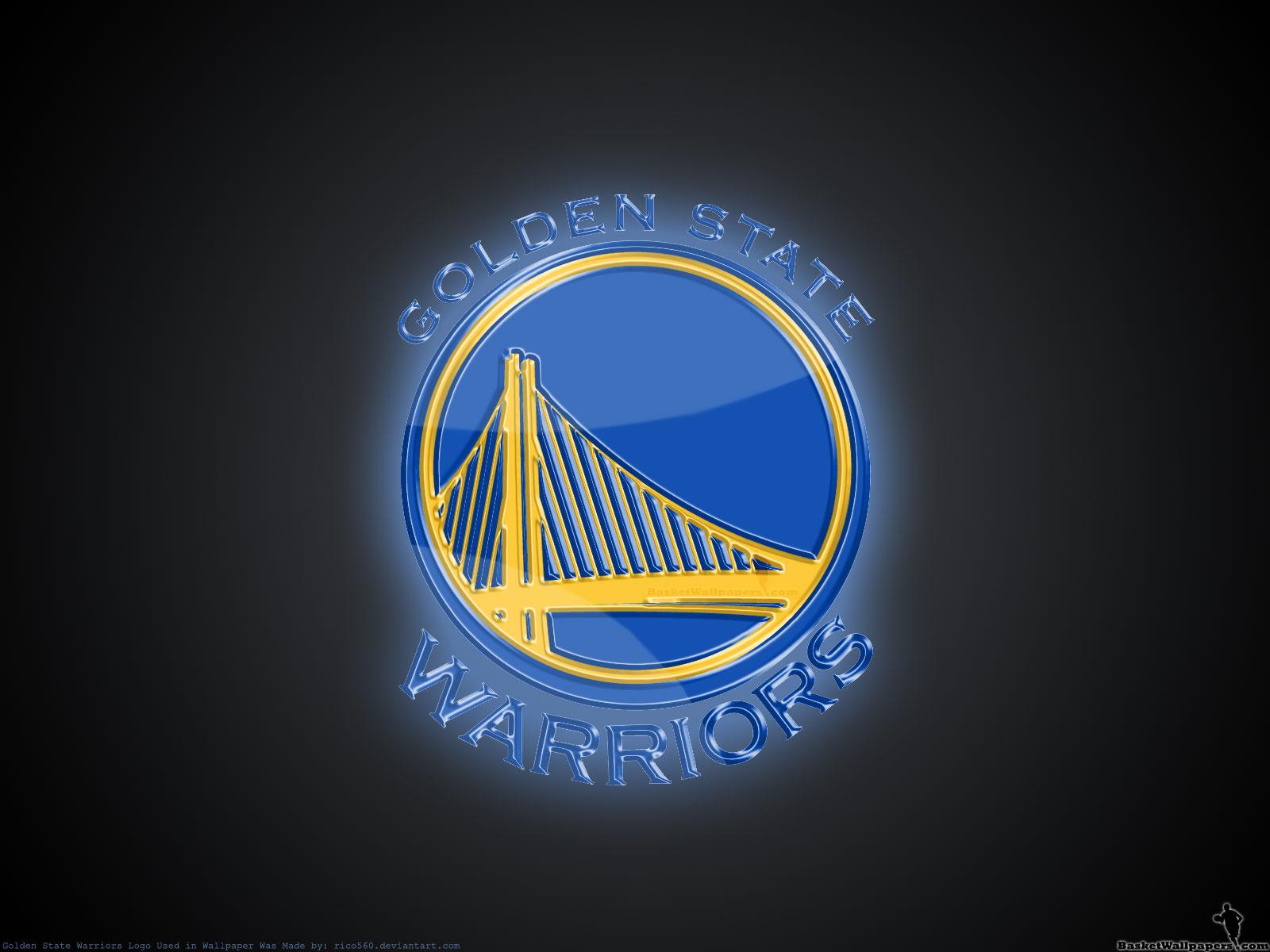 Golden State Warriors Logo wallpaper 199645 1600x1200