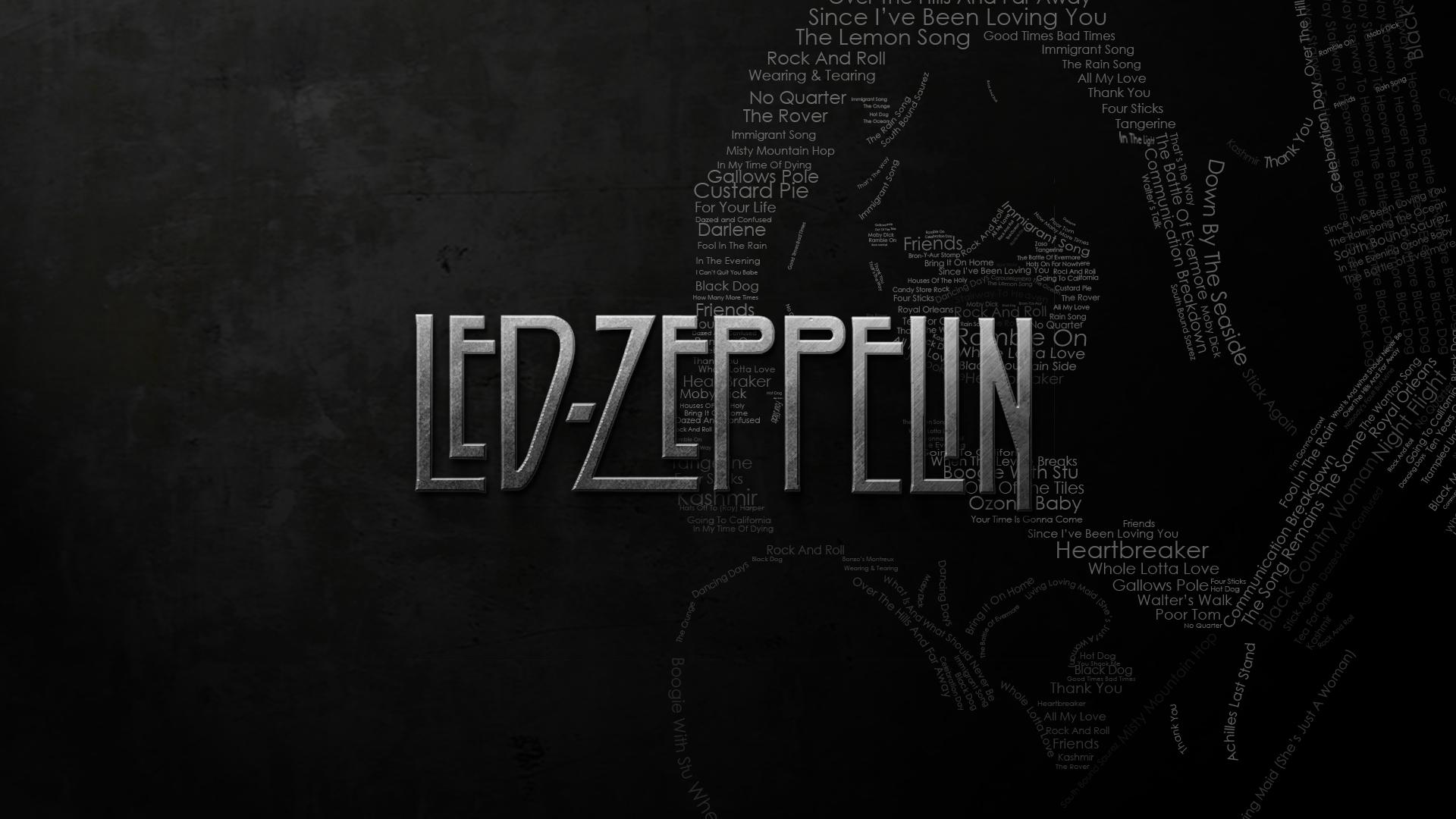 Led Zeppelin Wallpaper 1920x1200 - WallpaperSafari