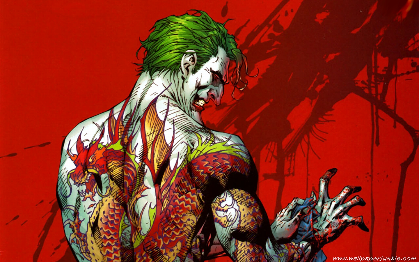 1440x900 joker hd wallpaper wallpapersafari for Joker immagini hd