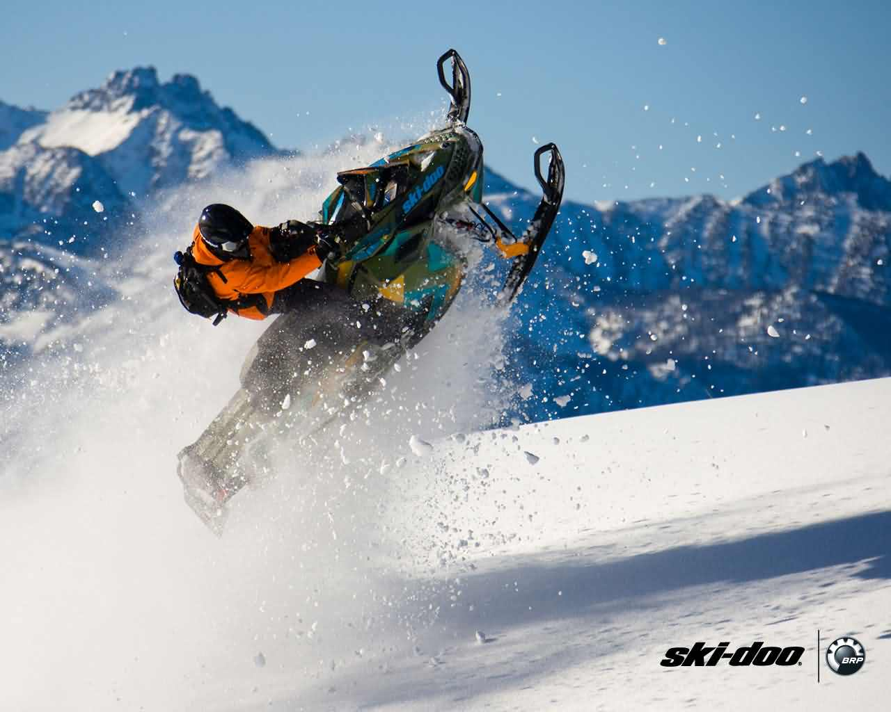 File Name 887483 High Quality Ski Doo Wallpaper Full HD Pictures 1280x1024