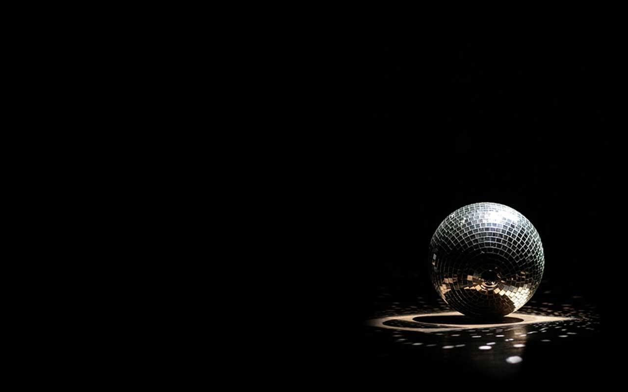 Wallpapers For Disco Ball Background Black HD Wallpapers Range 1280x800