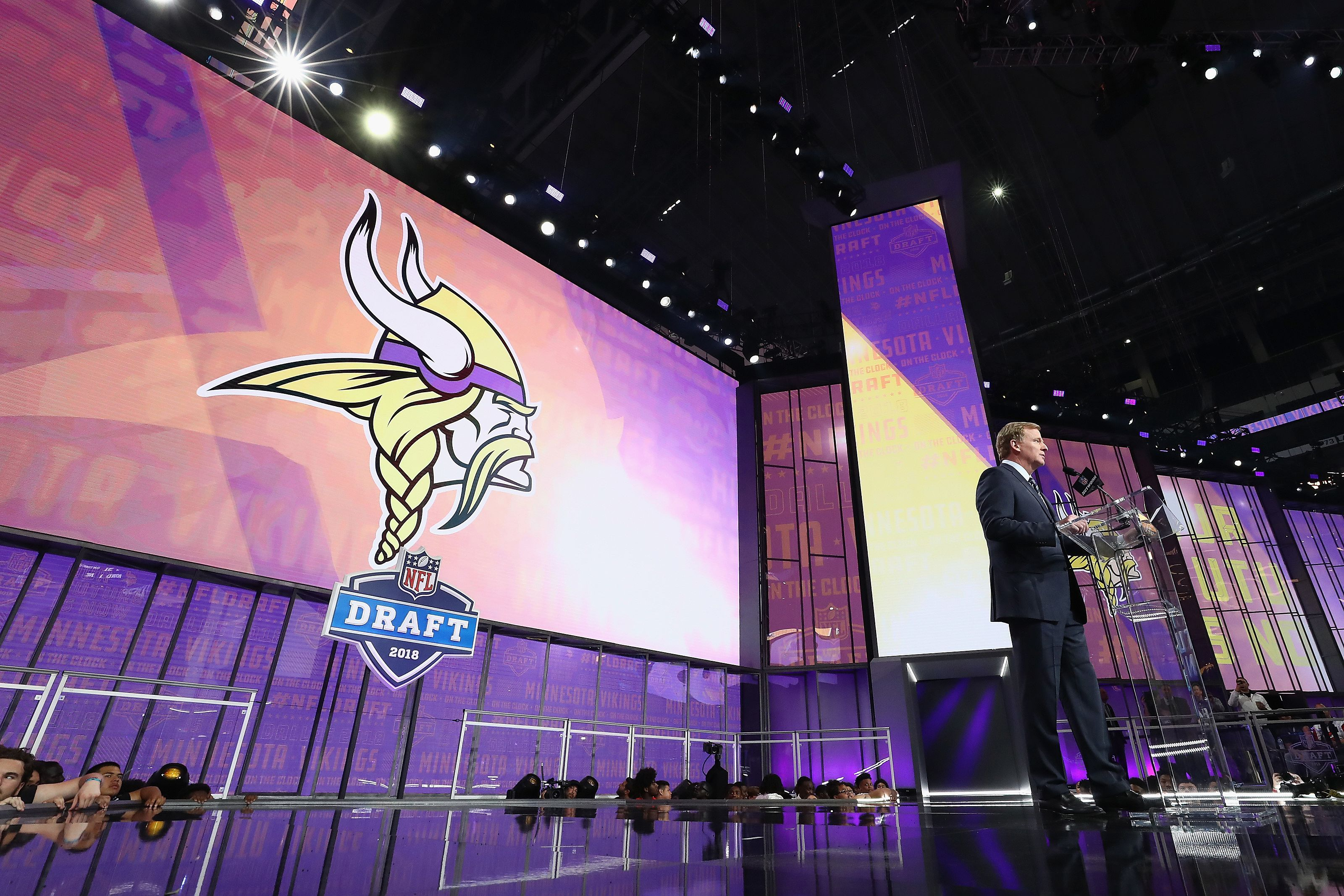 Minnesota Vikings Draft 2019 3 prospects to watch for Day 3   Part IV 3200x2134