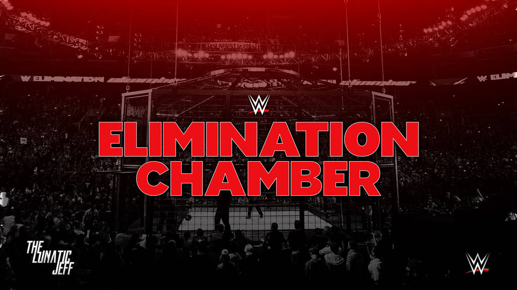 WWE Elimination Chamber   Logo Wallpaper 2019 by 1024x576