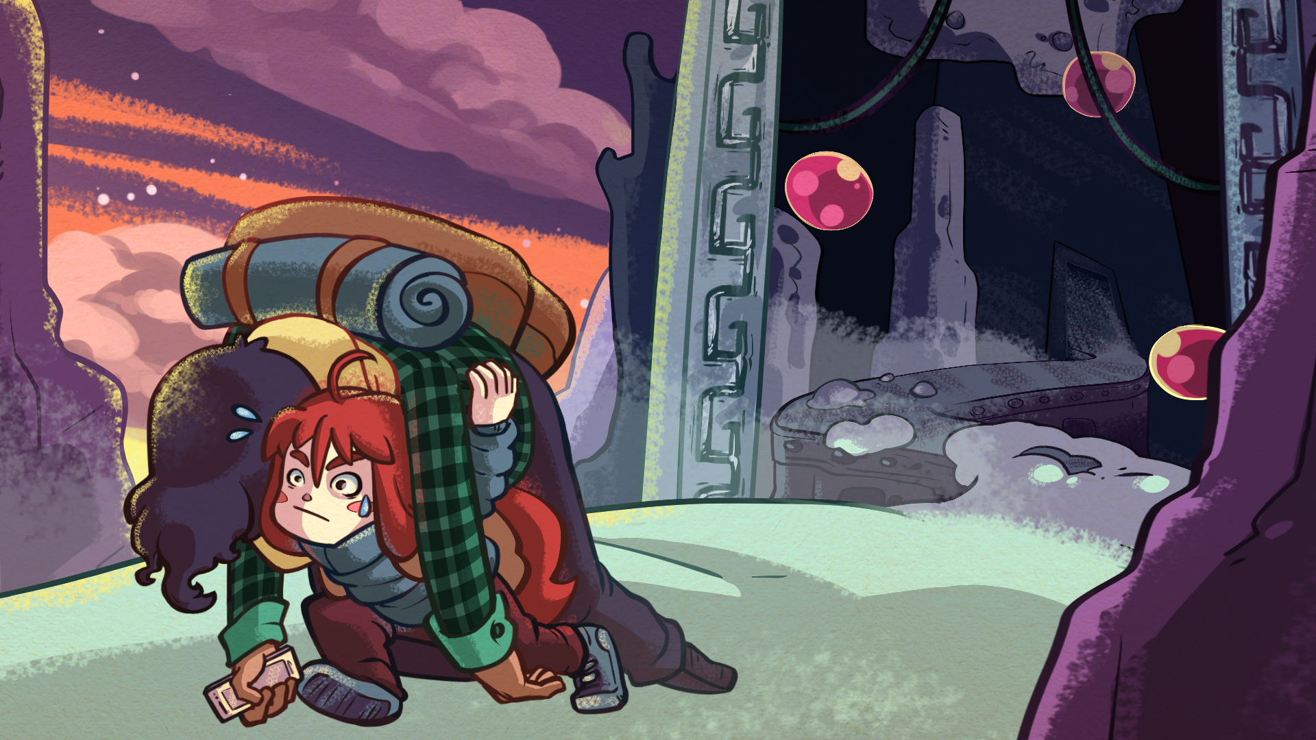 Celeste Game Wallpapers   Read games review play online games 1920x1080