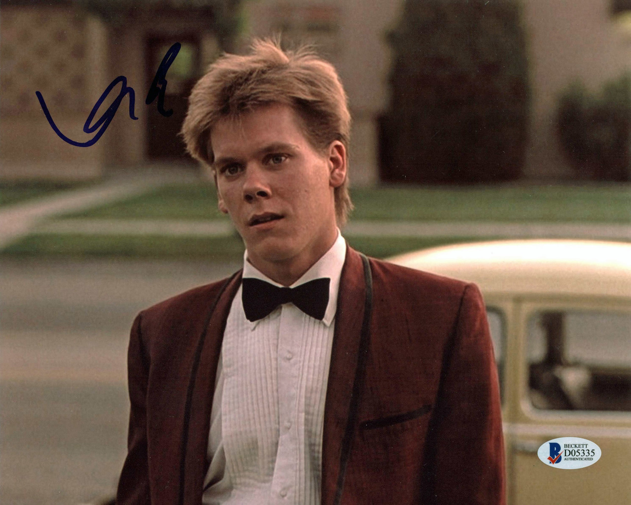 Kevin Bacon Footloose Authentic Signed 8x10 Photo Autographed 1280x1024