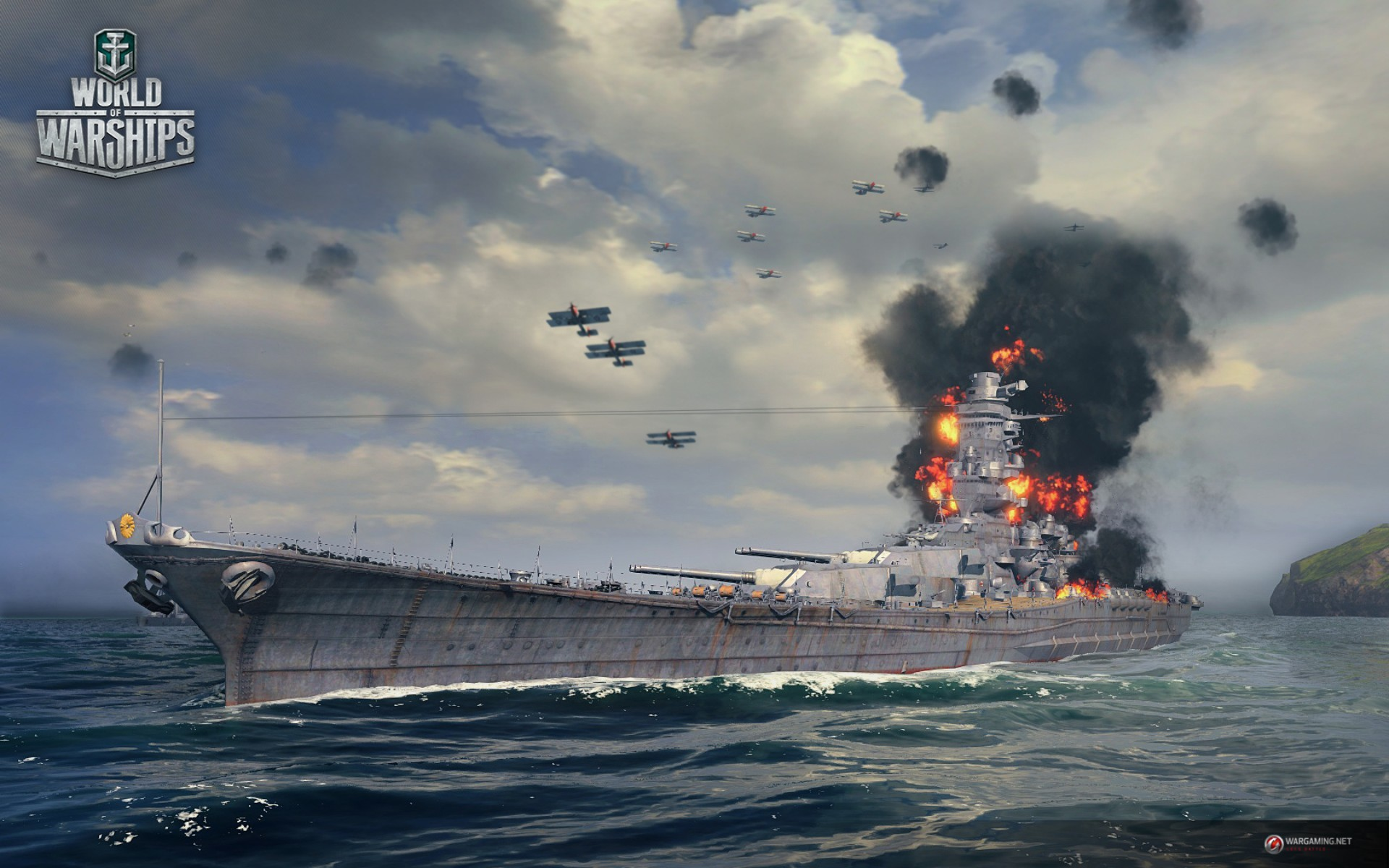 Free Download World Of Warships Wallpaper Pyinu108 Yoanu