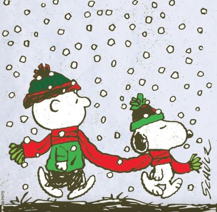 winter wallpaper charlie brown - photo #21
