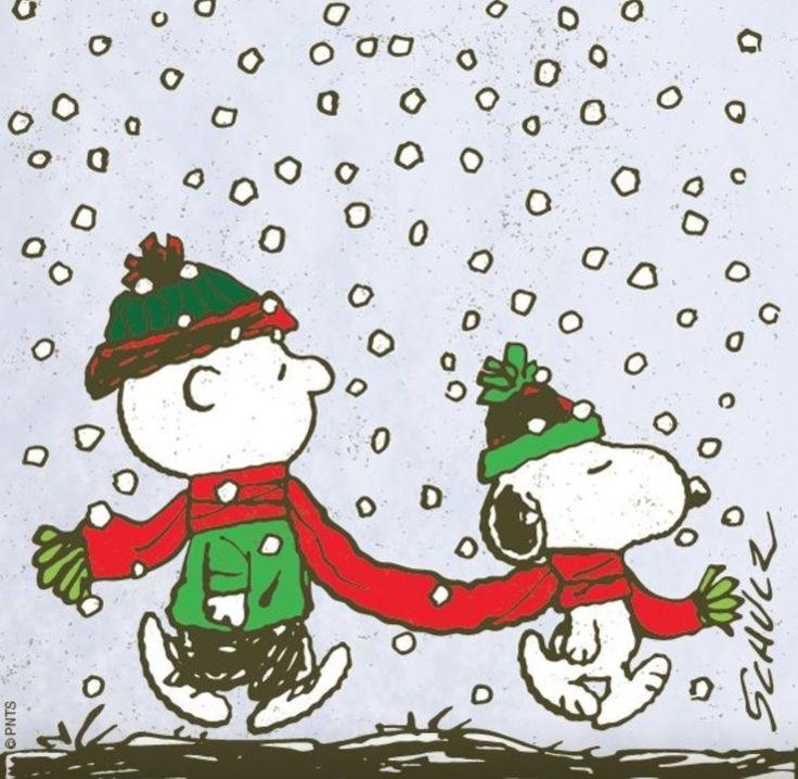 Snoopy Charlie Brown Winter Charlie Brown Pinterest 736x718
