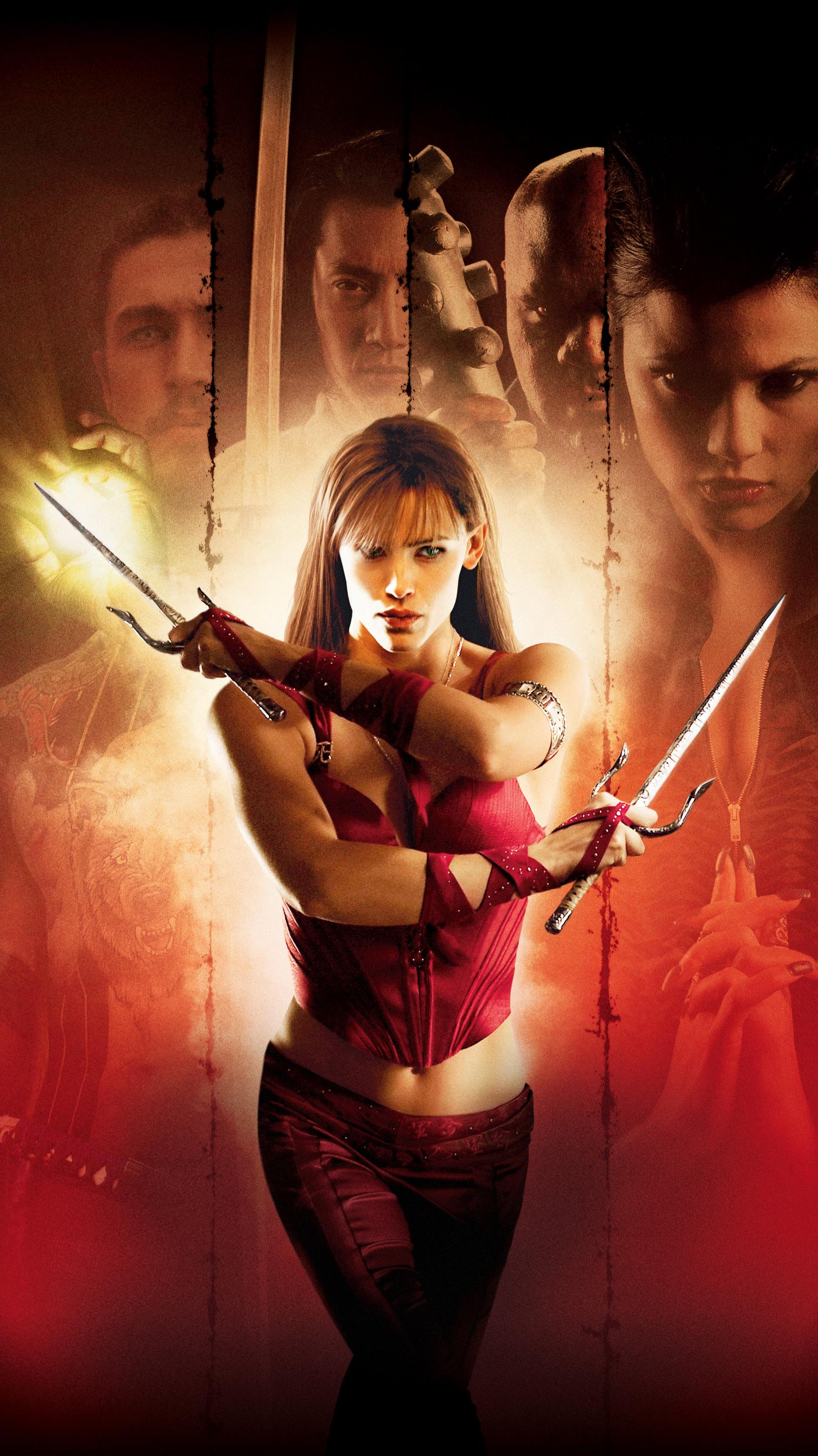 Elektra 2005 Phone Wallpaper Moviemania 1536x2732
