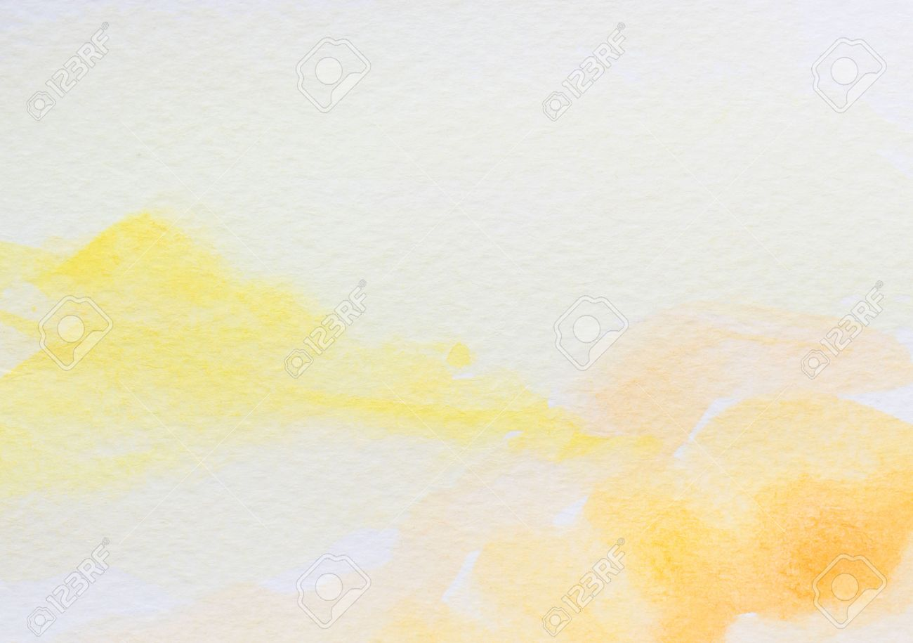 Watercolor Ombre Background Watercolor WashWatercolor Yellow 1300x915