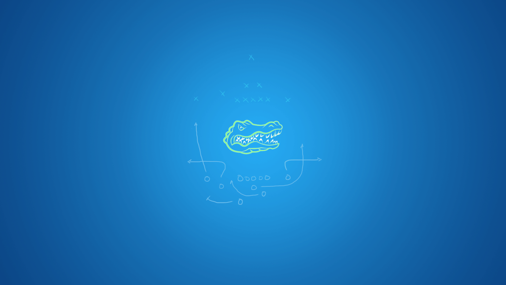 [48+] Florida Gator Screensavers And Wallpaper On