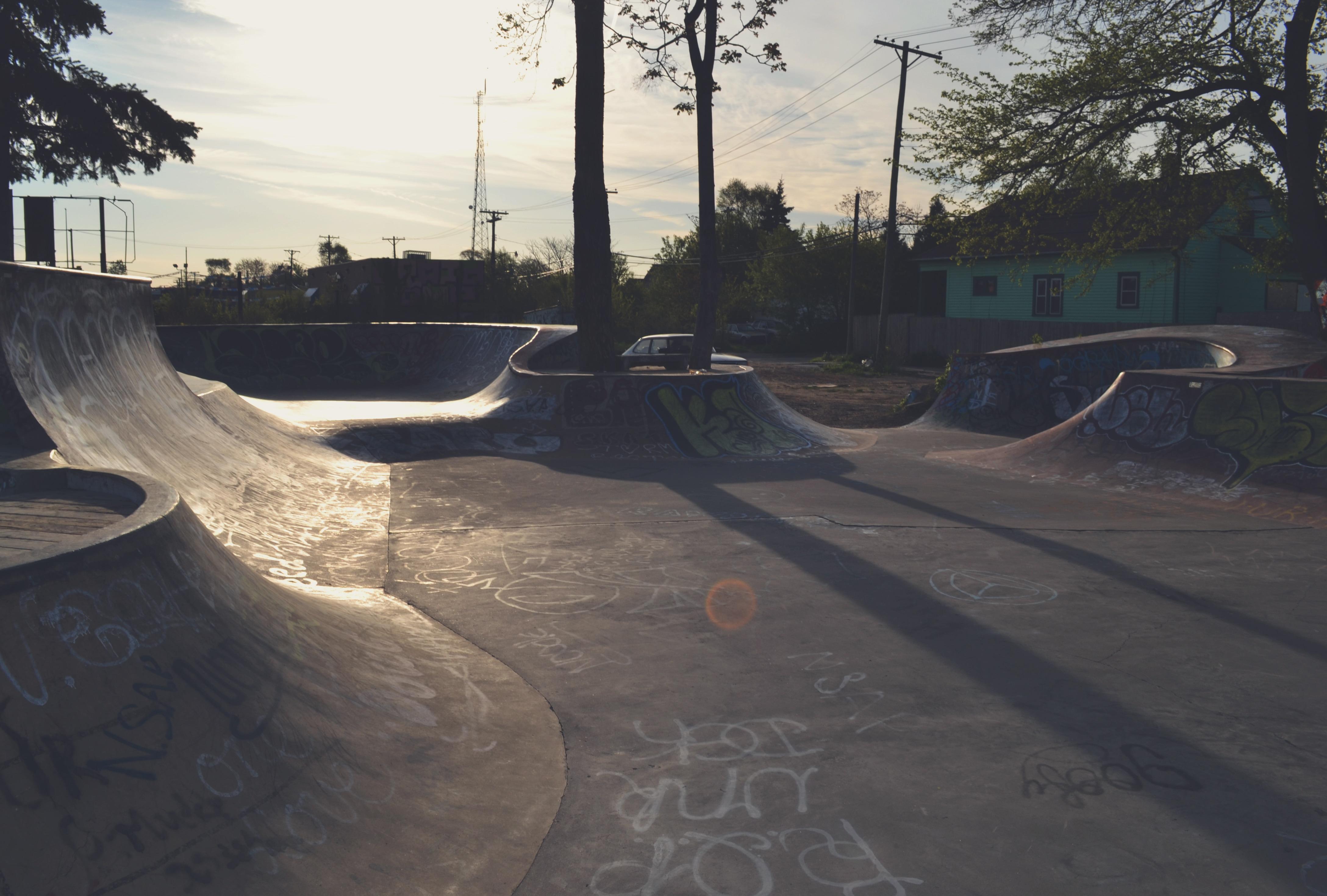 skate park image Peakpx 4352x2940