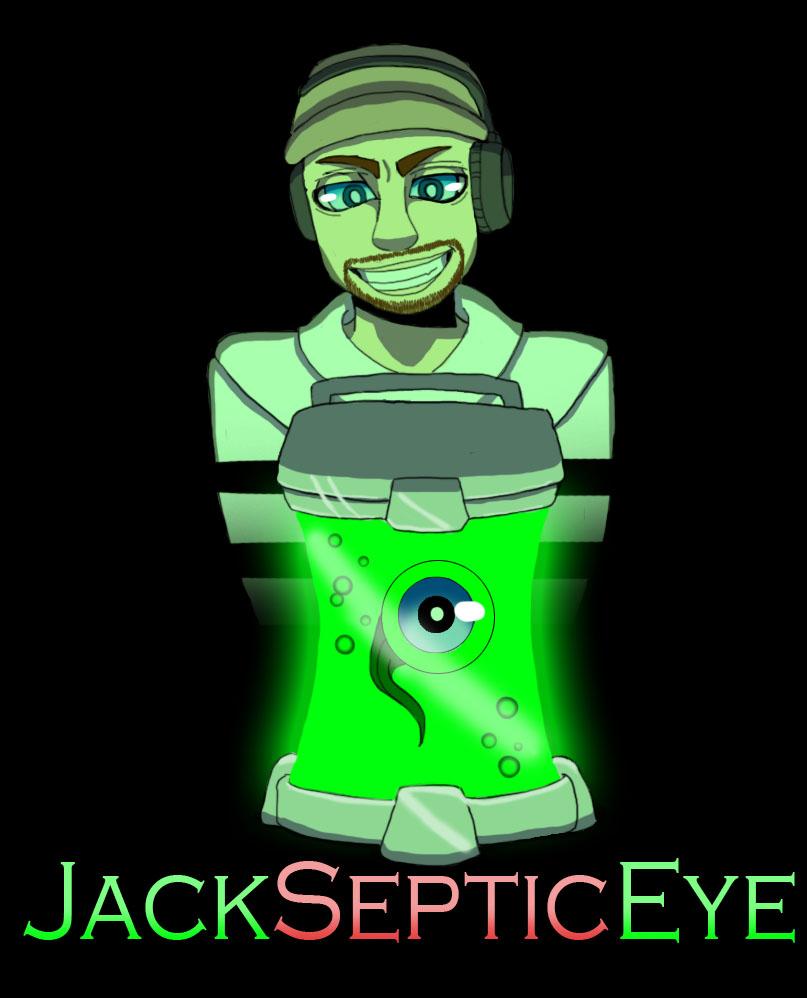 Jack septic eye by QueenLokadora 807x998