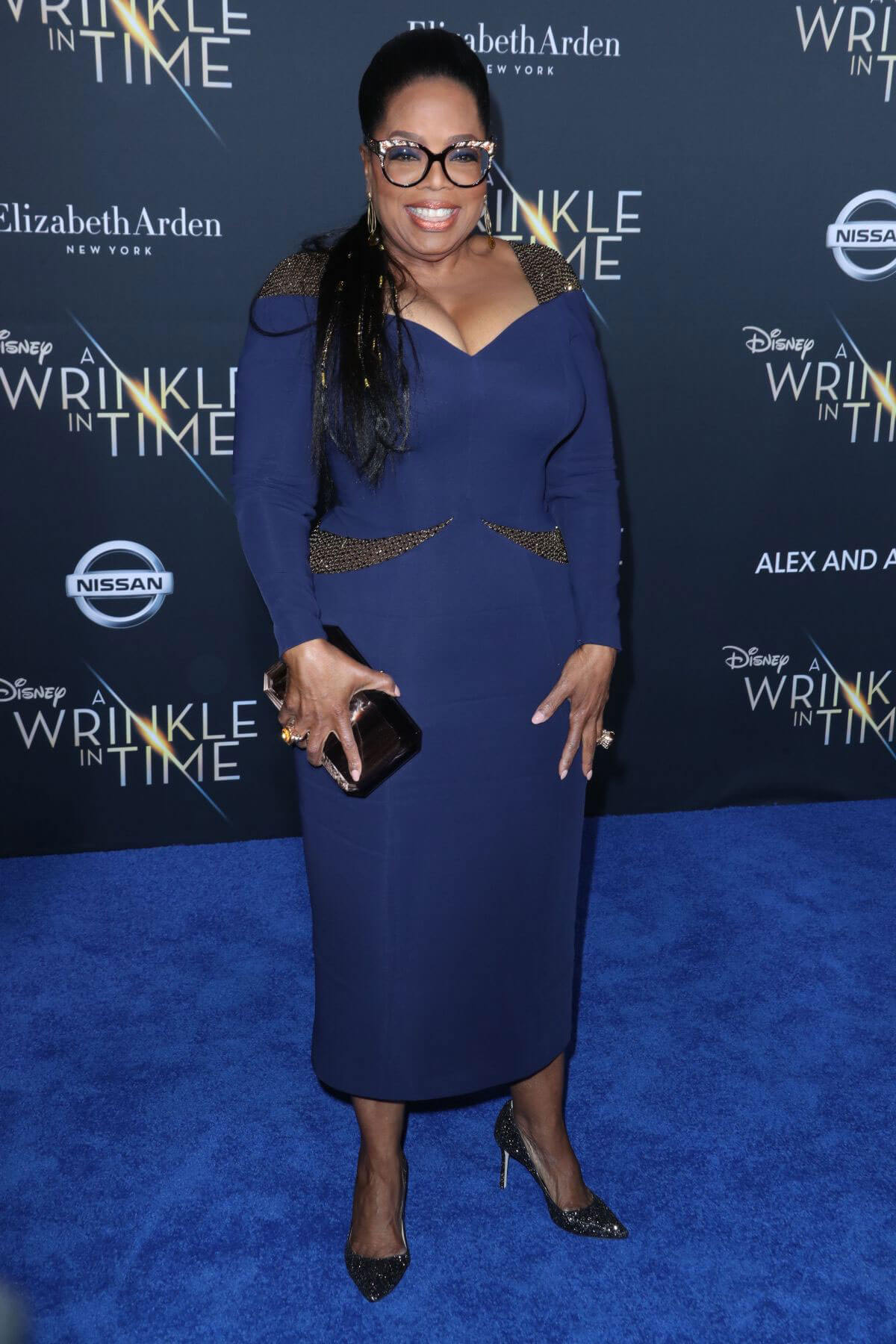 Oprah Winfrey Stills at A Wrinkle in Time Premiere in Los 1200x1800