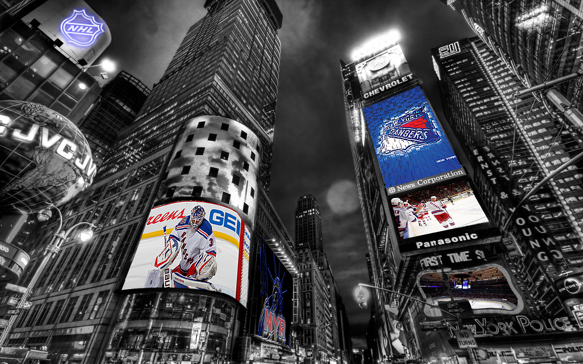 about New York Rangers or even videos related to New York Rangers 1920x1200