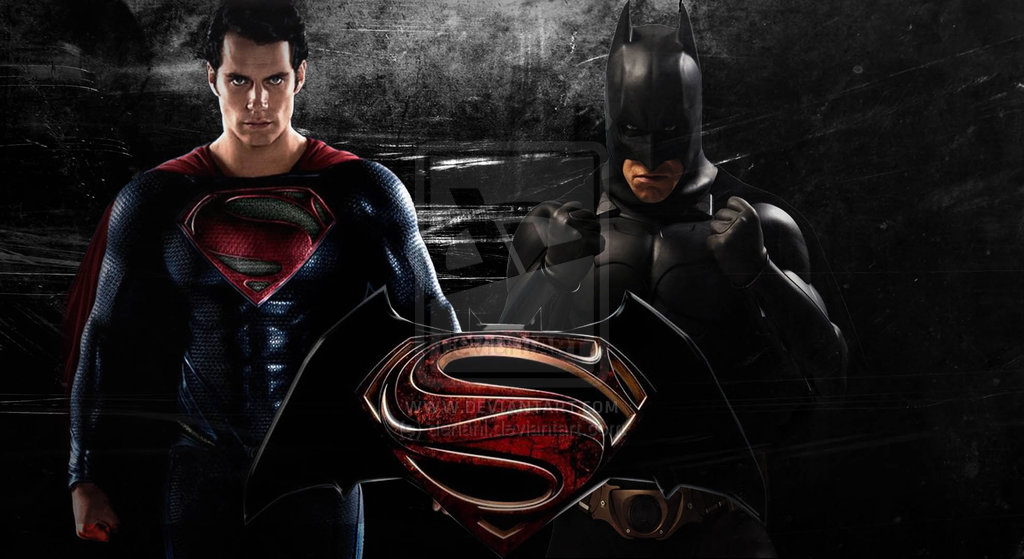 Superman Vs Batman Wallpaper Batman vs superman wallpaper 1024x559
