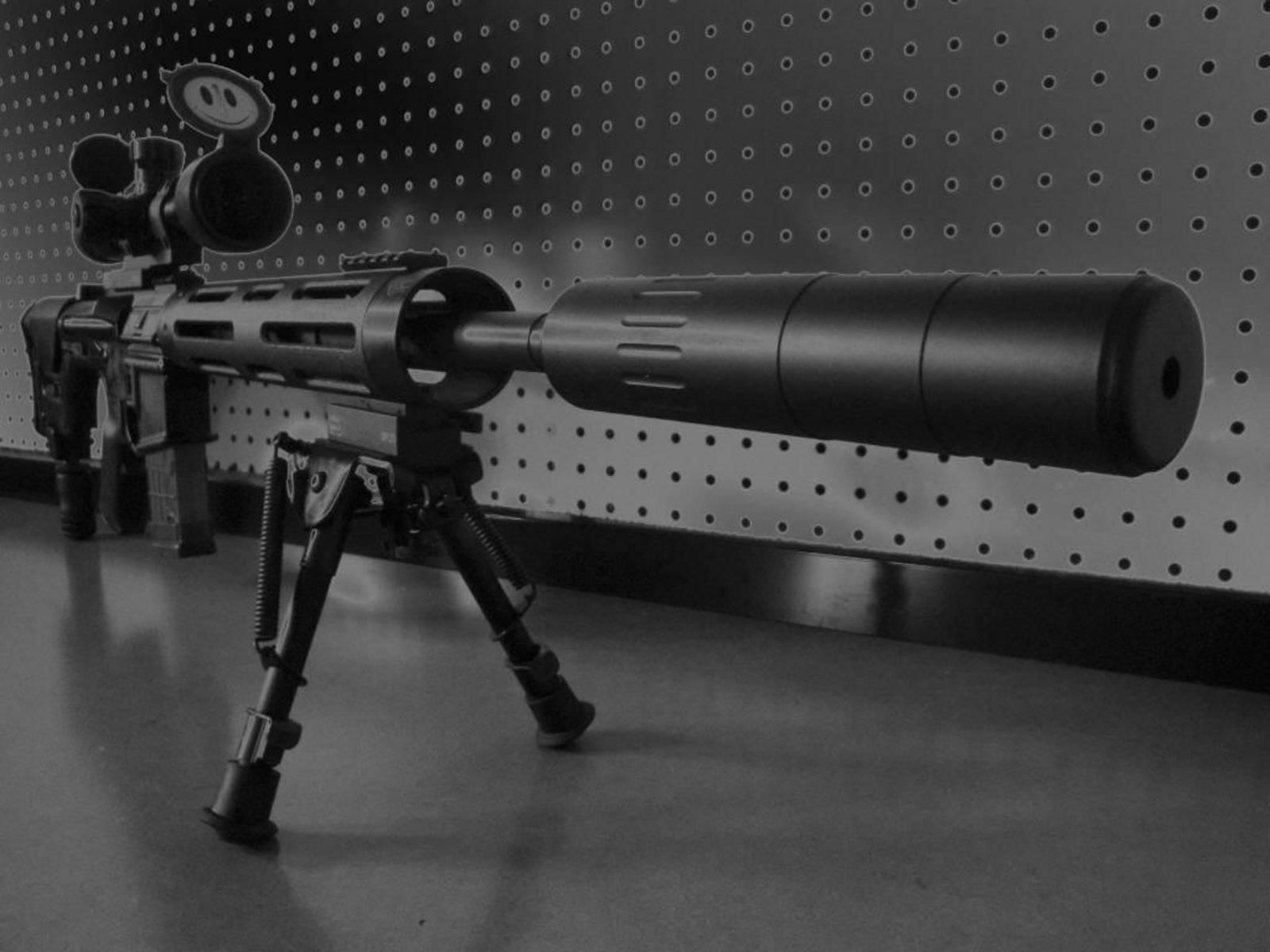 [76+] Sniper Rifle Wallpaper on WallpaperSafari