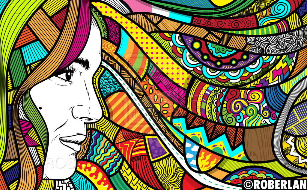 Doodle art wallpapers wallpapersafari - Doodle desktop wallpaper ...