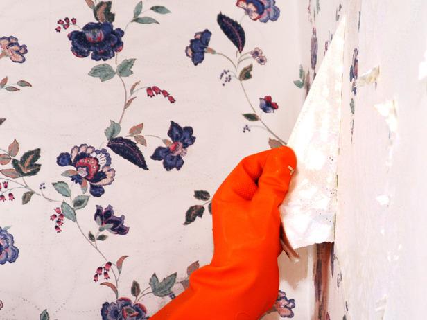 wallpaper removal vinegar drastic removal measures 616x462
