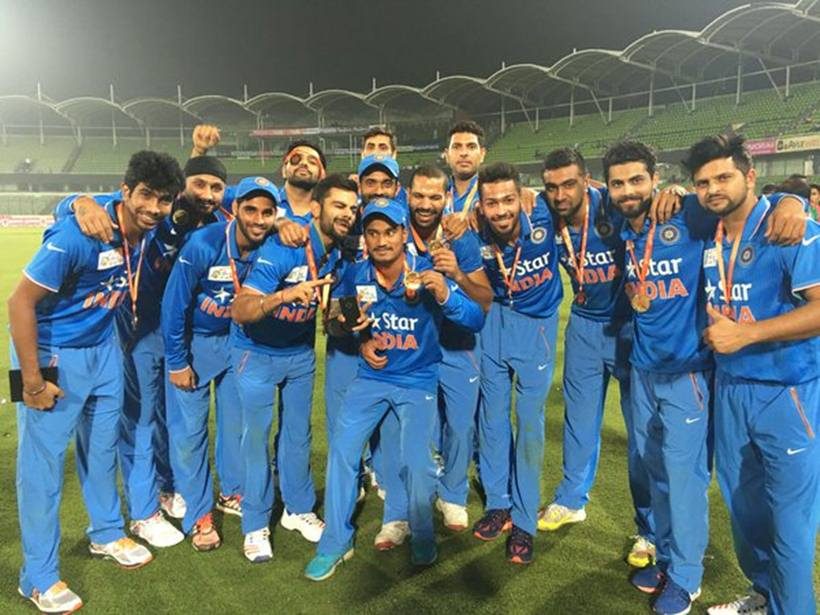 India vs Bangladesh Heres how India celebrated Asia Cup win 820x615