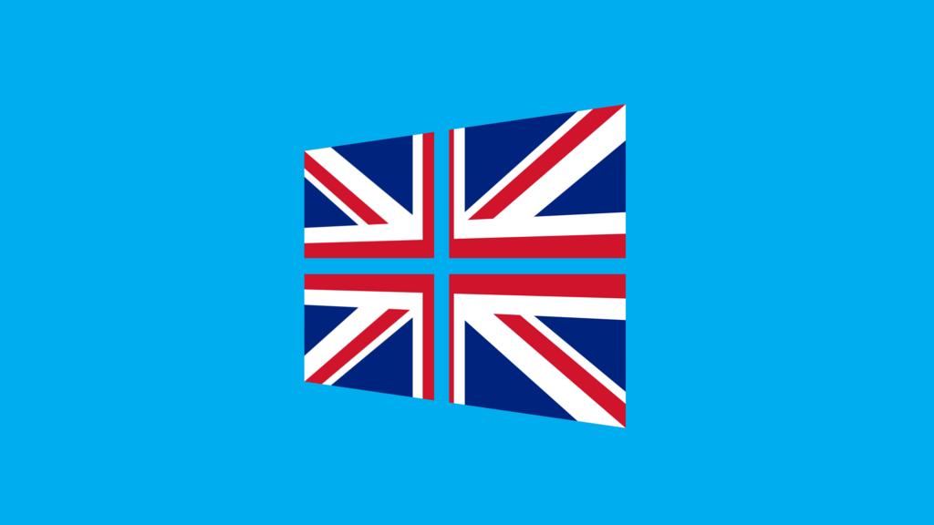 Windows 8 with United Kingdom flag by pavelstrobl 1024x576