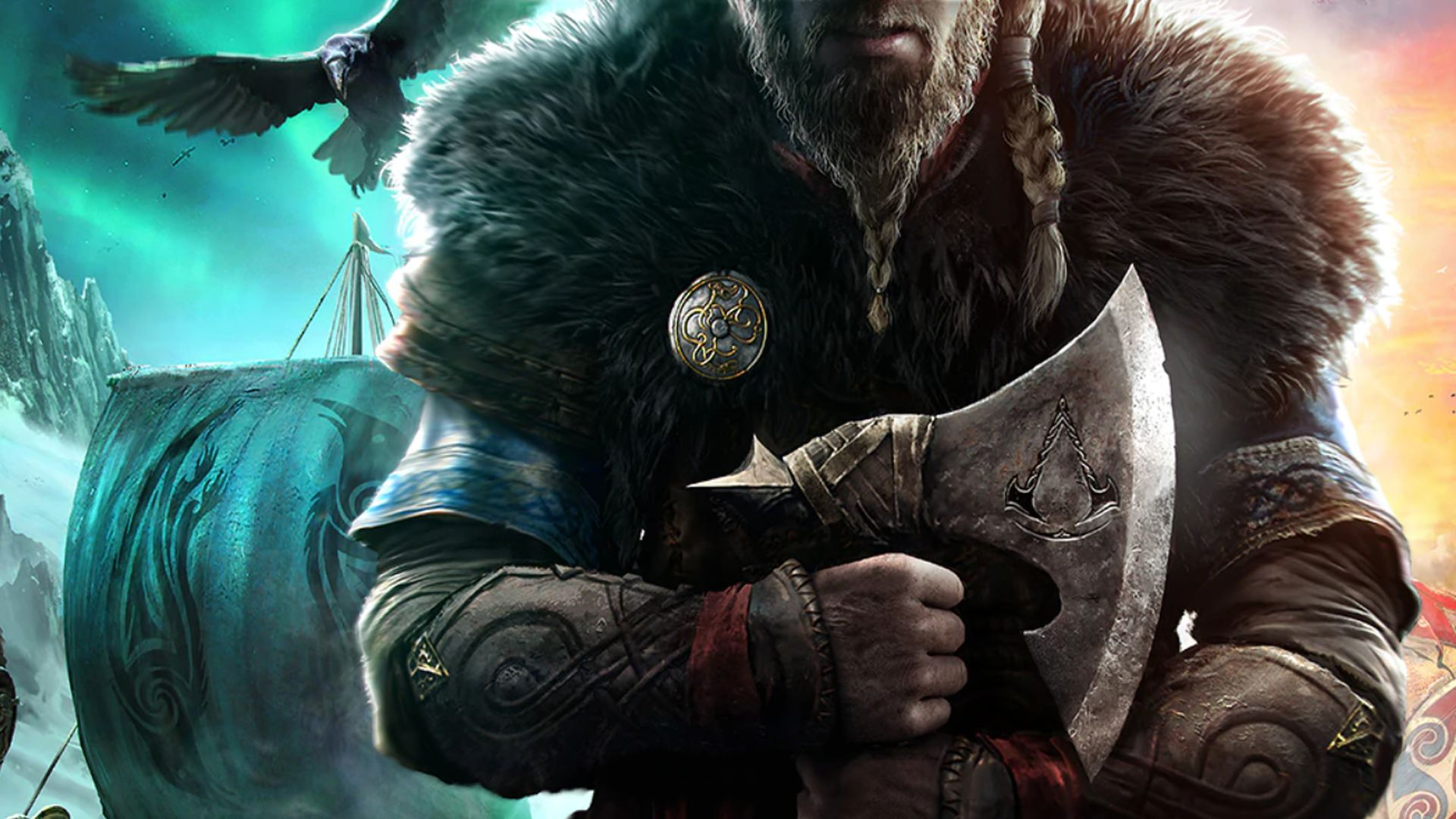 Heres the Assassins Creed Valhalla trailer reveal PCGamesN 1920x1080