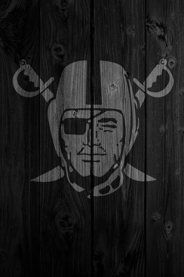 Raiders Hd Wallpapers My iphone 5 wallpaper hd wood 640x960