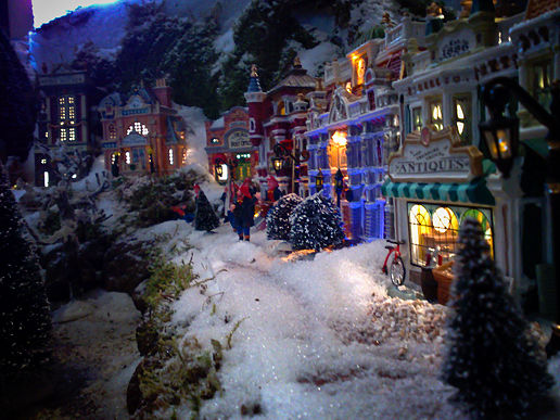 christmas village backgrounds and wallpapers download cool wallpaper 516x387