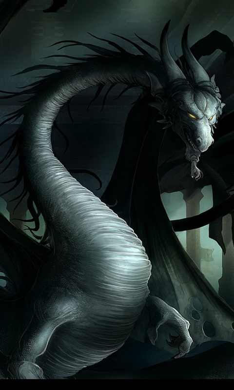Dragon Wallpapers android app screenshot 1 480x800