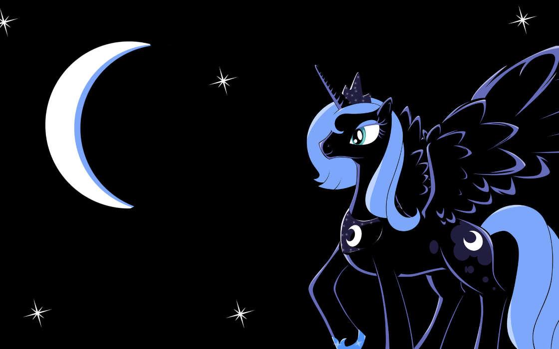 Download mobile wallpaper Cartoon Fantasy Unicorns Pictures 1120x700