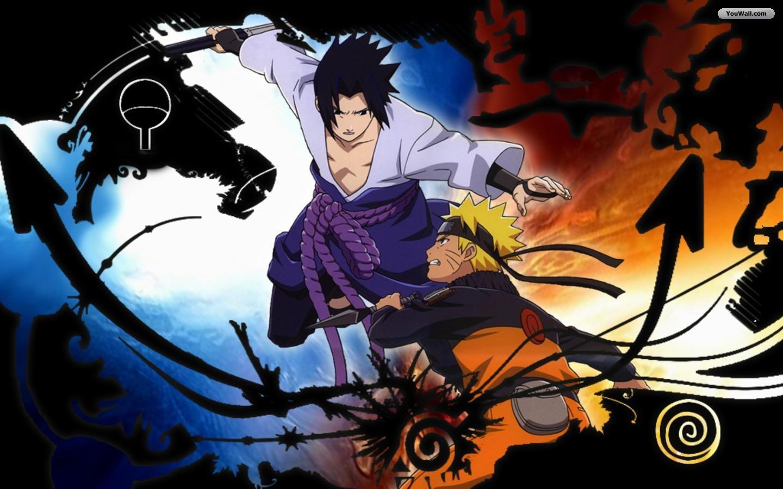 Naruto Vs Sasuke Wallpaper 8760 Hd Wallpapers in Anime   Imagesci 1440x900