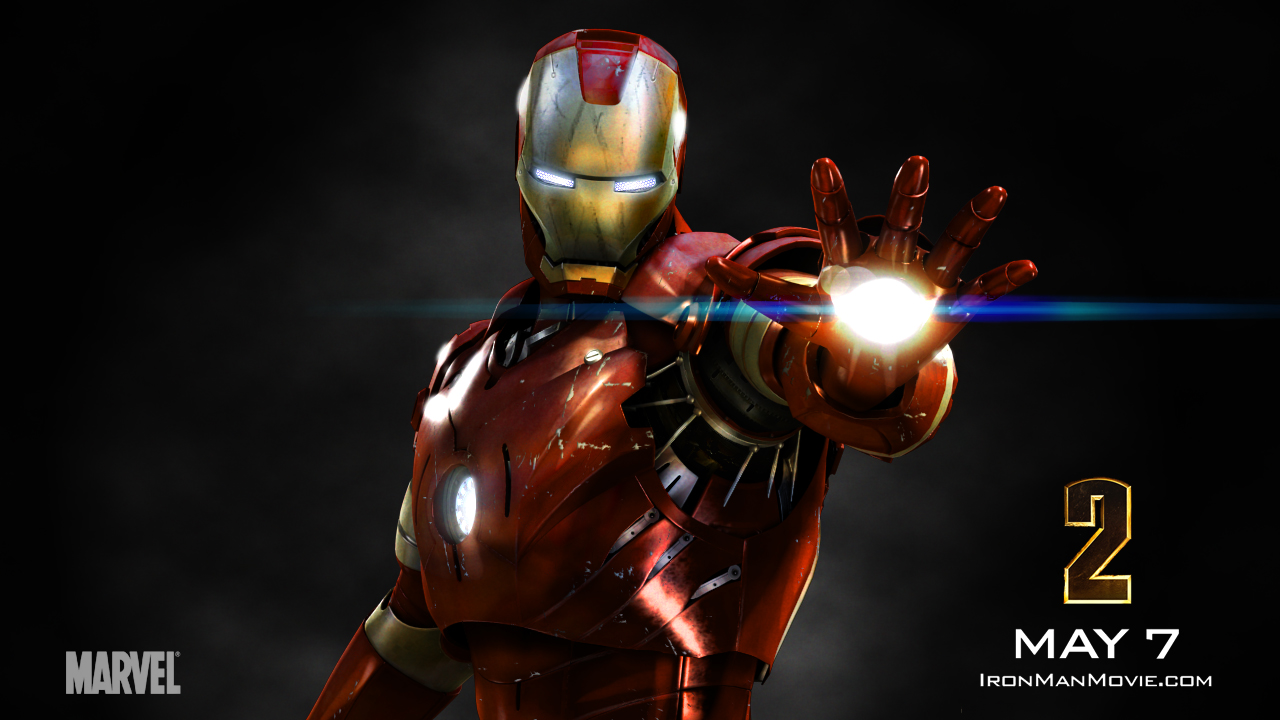 Download AKAM TECH iron man wallpaper [1280x720] | 48+ Iron