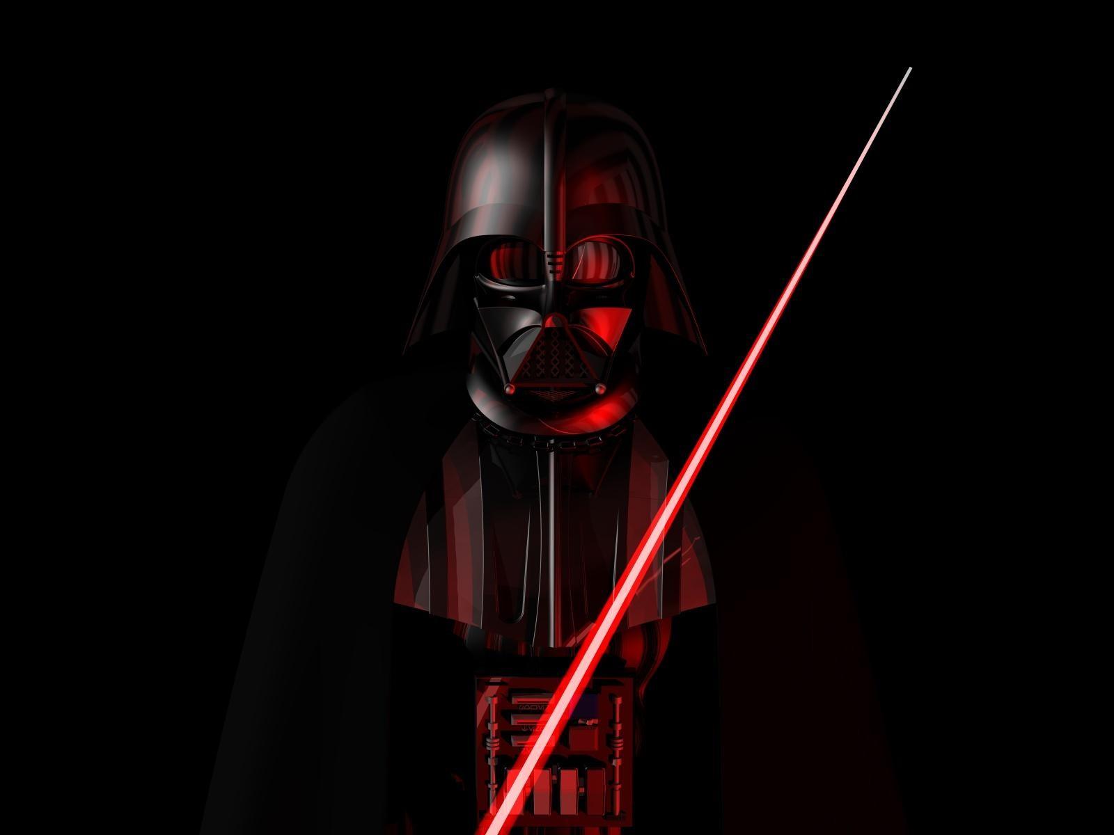 Wallpaper star wars darth vader dark side wallpapers films 1600x1200