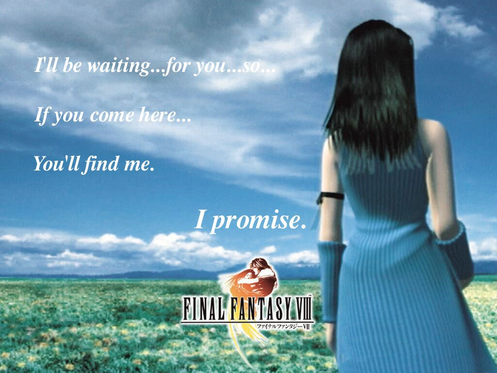 fantasy Wallpaper 215   Final Fantasy VIII FFVIII FF8   Wallpapers 1024x768
