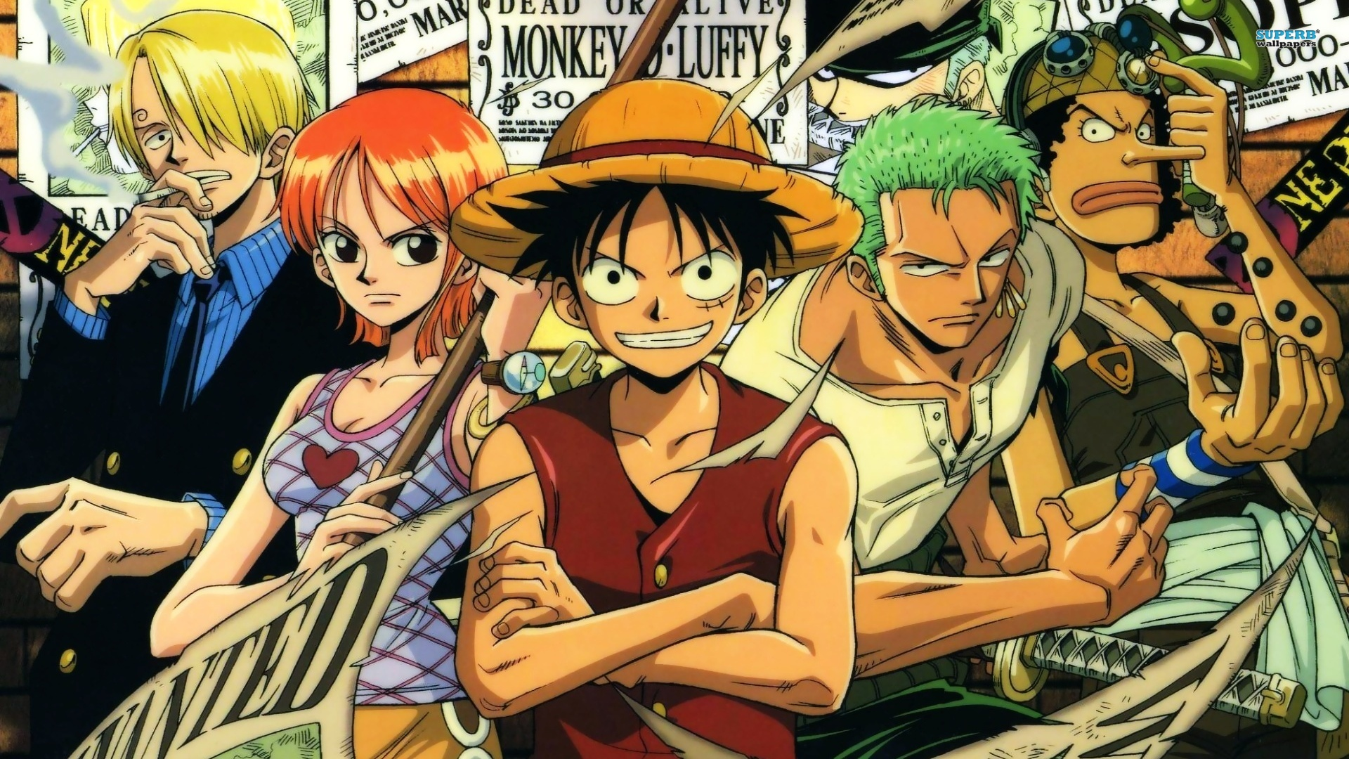 1192 One Piece HD Wallpapers | Backgrounds - Wallpaper Abyss