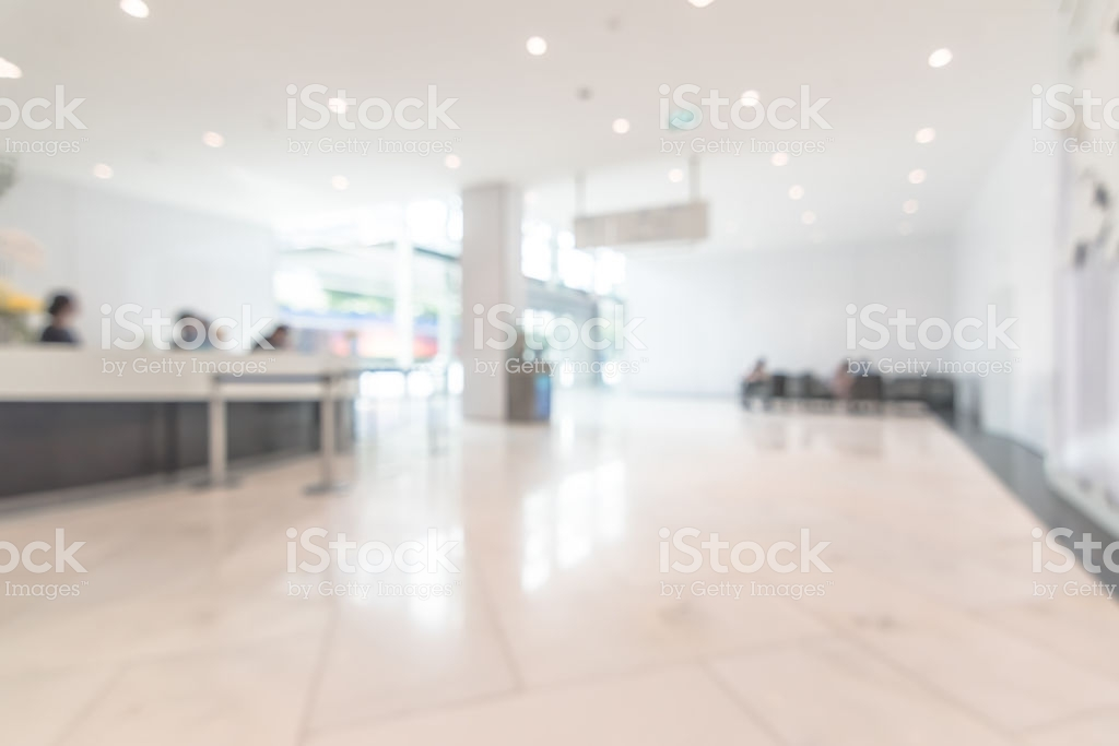Business Office Lobby Blur Background Of Bank Reception Hall 1024x683