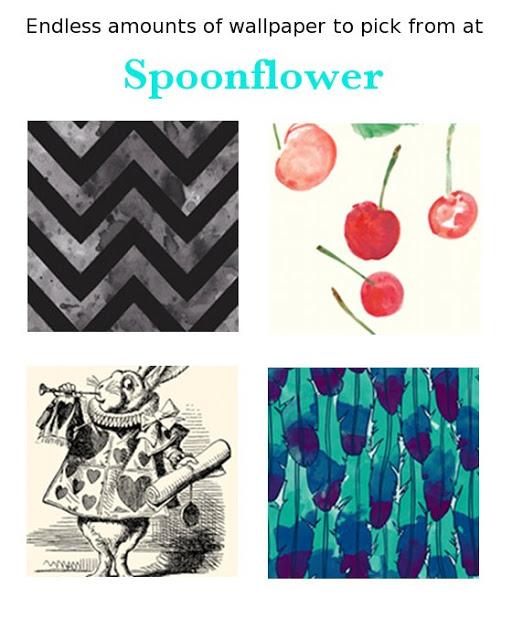 24+] Spoonflower Wallpaper Reviews on WallpaperSafari
