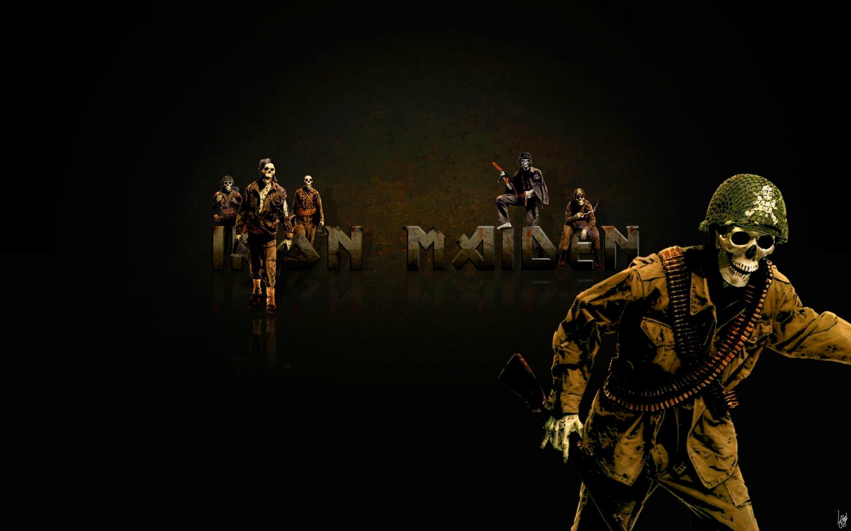 Iron Maiden Desktop Wallpaper: Iron Maiden Desktop Wallpaper