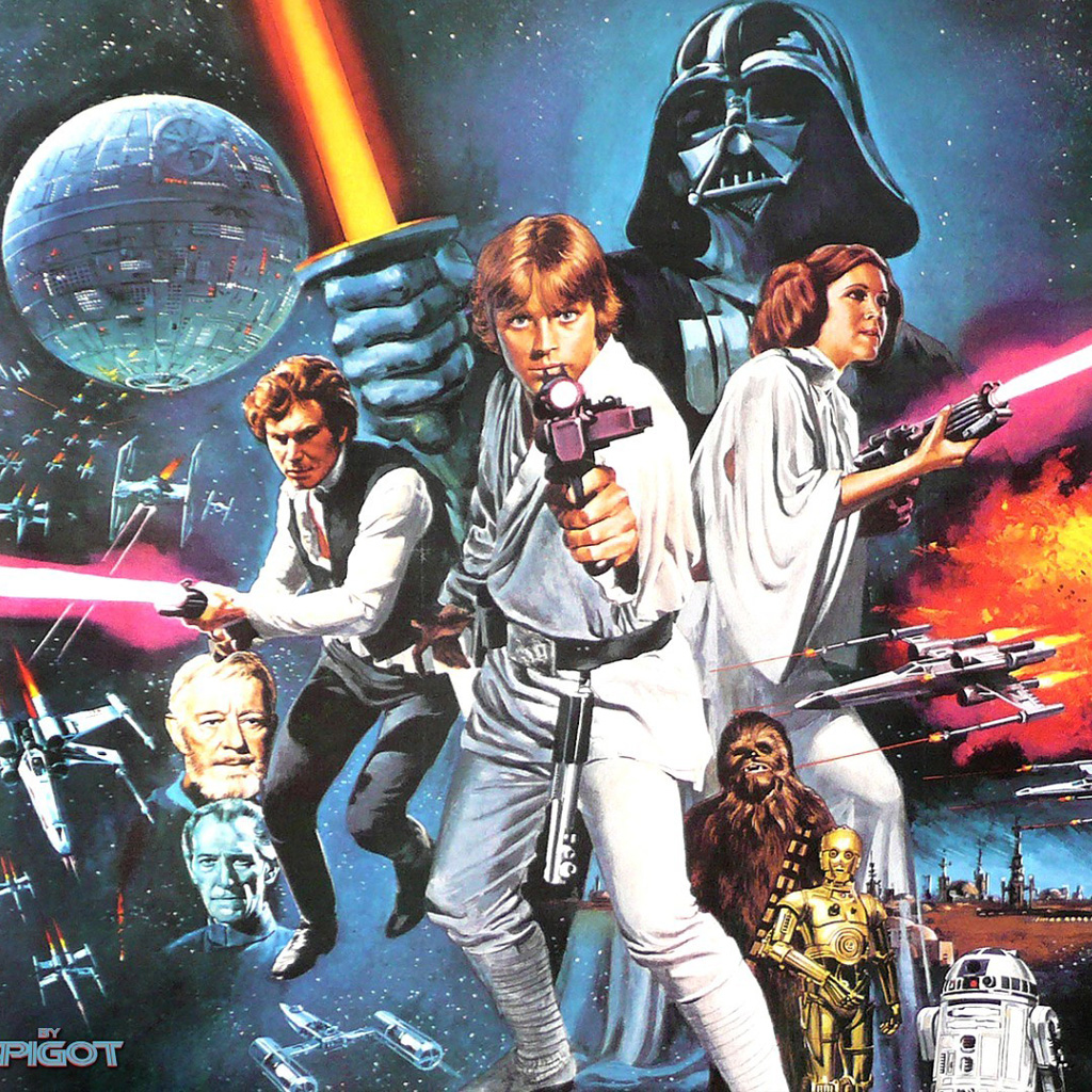 45 Star Wars Wallpaper Ipad On Wallpapersafari