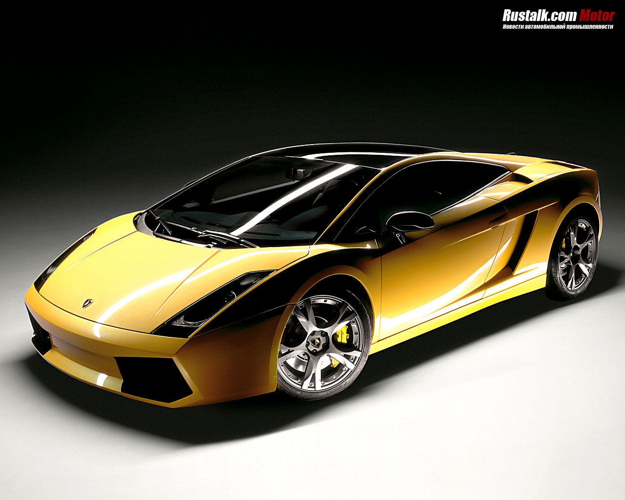 Auto Car Lamborghini Wallpaper 1280x1024